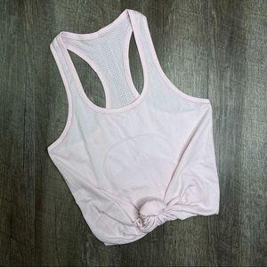 lululemon Baby Pink Swiftly Tech Tank Top Size 6